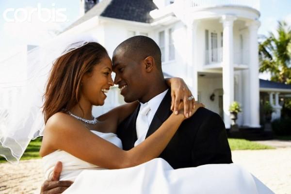 marraigeblack-married-couple